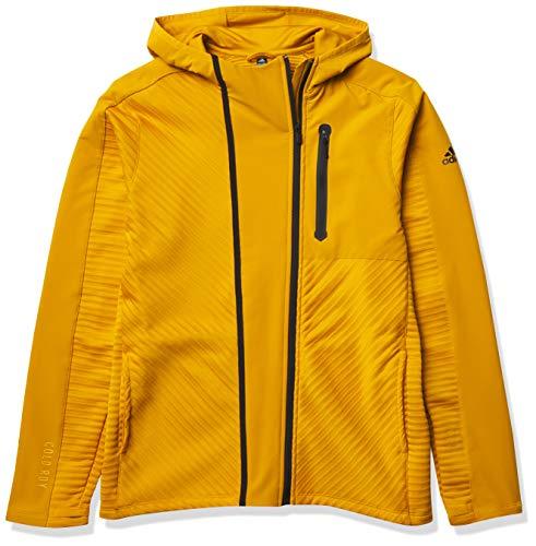 adidas Men's Standard Cold.RDY Training Hoodie, Legacy Gold, 2XL