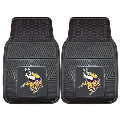 FANMATS NFL Minnesota Vikings Vinyl Car Mat
