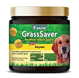 NaturVet Grass-Saver Biscuits