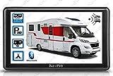 GPS Camping Car 7 Pouces HD Europe Gratuite A Vie Aires...