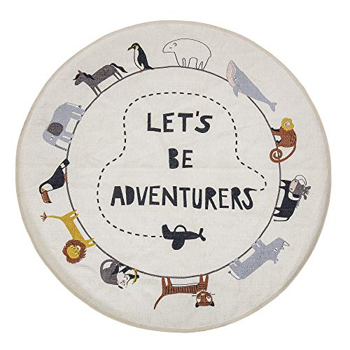 Bloomingville Kinder Spiel Teppich Adventurers