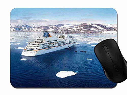 Preisvergleich Produktbild Mauspad MS Europa Kreuzfahrt Rutschfeste Gummi Basis Mouse pad,  Gaming und Office mauspad für Laptop,  Computer PC 1H1083