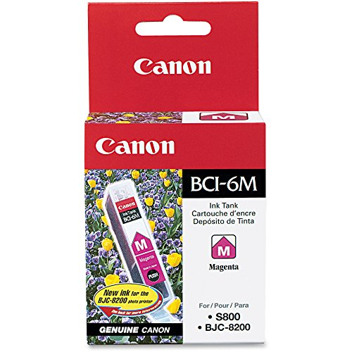 CANON BCI-6M Magenta Ink Cartridge 4707A003