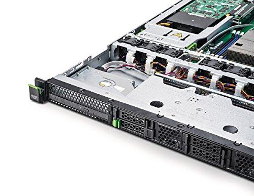 Fujitsu CELSIUS C740B Rackmount 1HE - Ordenador de sobremesa (procesador Xeon E5-1620v4, memoria RAM de 8 GB, disco duro de 2 TB, P100, Windows 10 Pro)