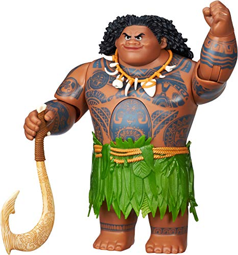 Disney Princess Hasbro Moana Actionfigur Maui