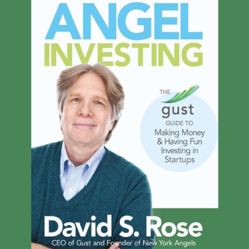Angel Investing audiobook cover art