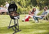 Zoom IMG-2 e fuego barbecue elettrico a