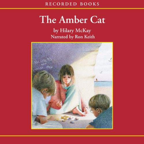 The Amber Cat cover art