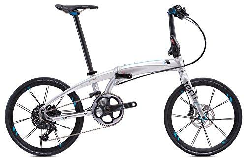 tern(ターン) Verge X11 451 11speed 折りたたみ自転車 2017年モデル 17VRX11CHBK 20インチ クローム/ブラック