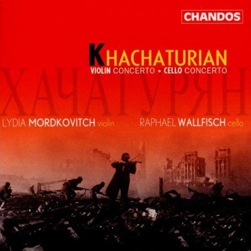 Khatchaturian: Violinkonzert/Cellokonzert