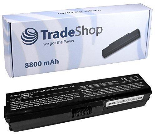 High Quality Li-Ion Battery 10.8 V/11.1 8800 mAh for Toshiba Satellite A655 A660 A660D A665 A665D C600 C600D C645D C650 C650D C655 C655D C660 C660D C665 C670 C670D L310 L310 L311 L312 L315