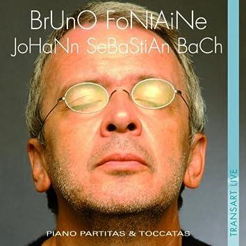 Bach : Partitas et toccatas pour piano - Piano partitas and toccatas