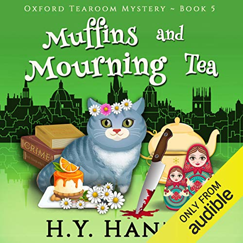 Couverture de Muffins and Mourning Tea