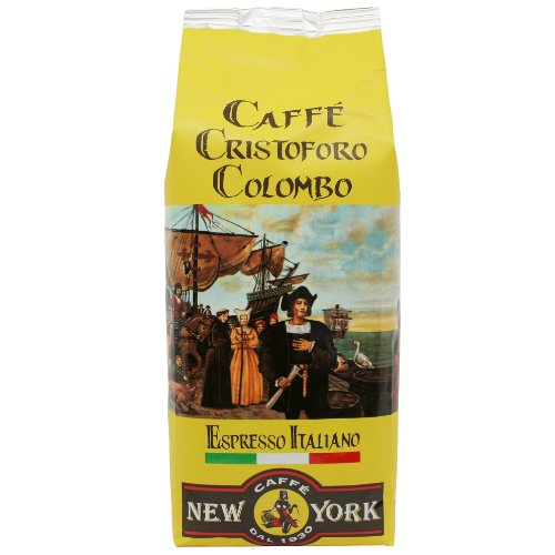 Caffé New York Cristoforo Colombo Espresso Kaffee 500g Bohne