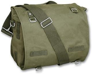 3a97f8154a Sac Messenger Besace Musette à Bandoulière US Army - Coloris Kaki - Airsoft  - Paintball -