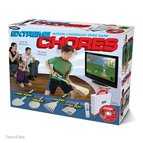 "Prank Pack ""Extreme Chores"" - Wrap Your Real Gift in a Prank Funny Gag Joke Gift Box - by..."