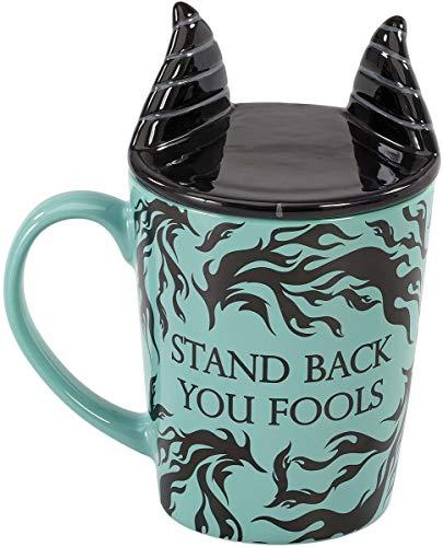 Disney Villains Maleficent Unisex Taza Standard, cerámica,