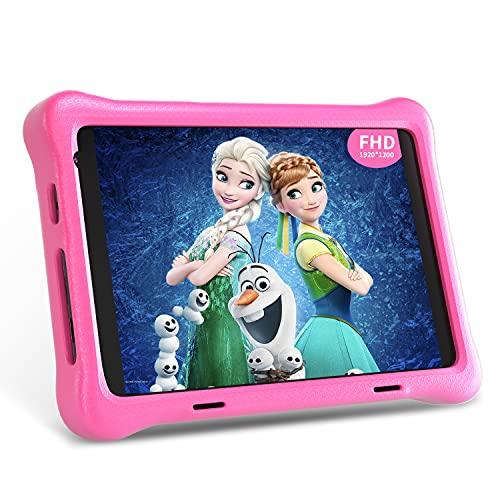 Tablets Infantiles para Niños con Wifi 10 Pulgadas Marca Hyjoy