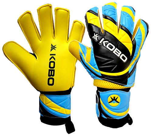 Kobo Champion Goalkeeper Gloves (Medium)