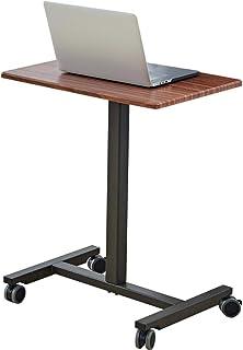 ワークベンチ、ラップトップデスク/スタディデスク 空圧リフティング(74〜110cm) 改良された人間工学 - 立つことと座っていることを簡単に切り替える ベッドサイドやソファにも使えます