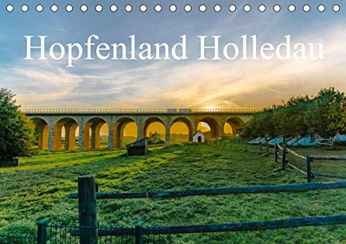 Hopfenland Holledau (Tischkalender 2021 DIN A5 quer)