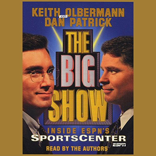 The Big Show audiobook cover art