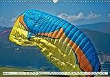 Freiheit und Abenteuer - Paragliding (Wandkalender 2021 DIN A3 quer) - 8