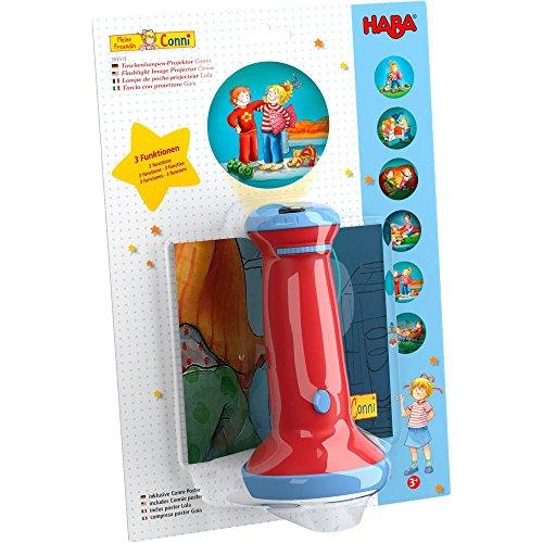 Preisvergleich Produktbild HABA Taschenlampen-Projektor Conni