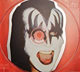 Kiss Interview Disc by Gene Simmons