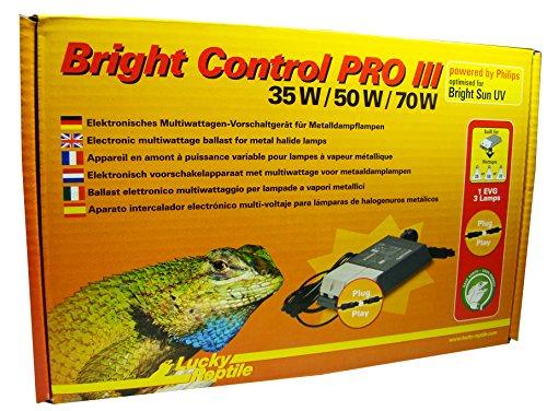 Lucky Reptile Bright Control PRO III 35-70 W, Vorschaltgerät für Lucky Reptile Bright Sun Lampen