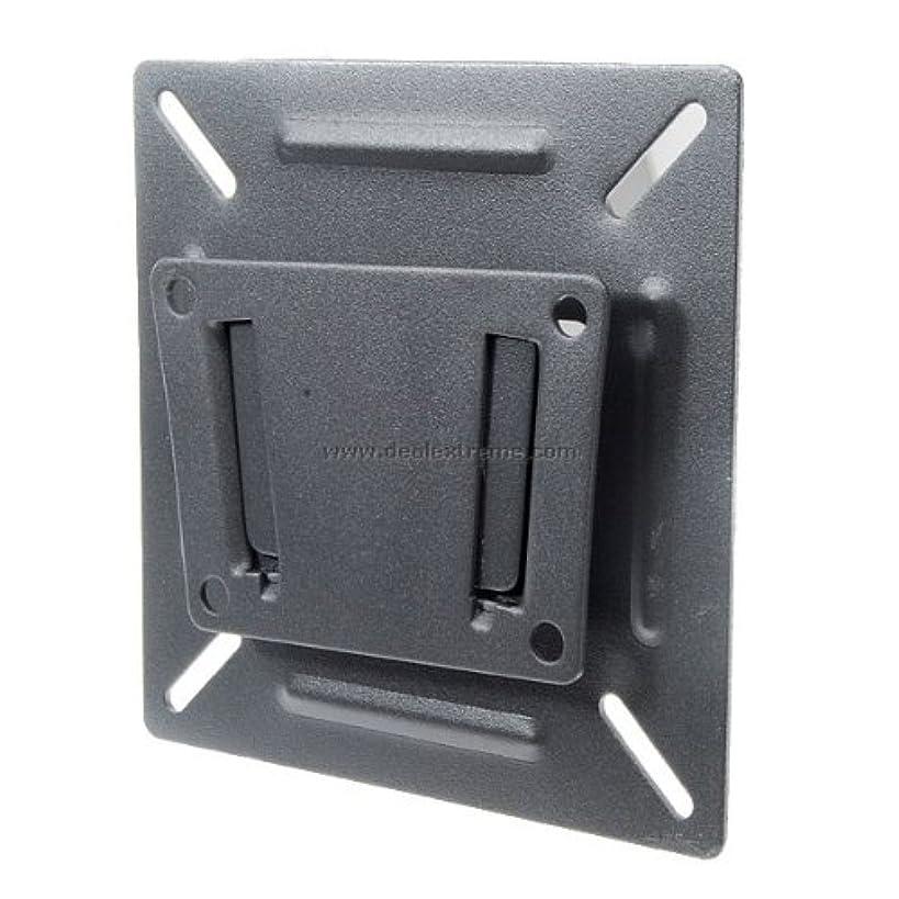 コントロール変形確認してくださいNo brand 「VESAマウント 壁掛け金具」液晶テレビ PCモニタ 15~24インチ用