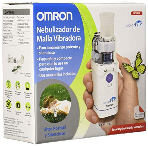 Nebulizador Infantil marca Omron