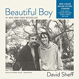 Beautiful Boy     A Father's Journey through His Son's Meth Addiction              Auteur(s):                                                                                                                                 David Sheff                               Narrateur(s):                                                                                                                                 Anthony Heald                      Durée: 11 h et 28 min     27 évaluations     Au global 4,6