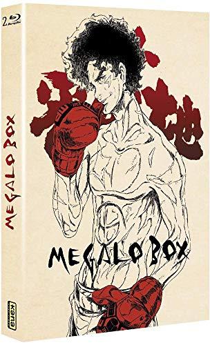 Megalo Box - Intégrale Blu-ray