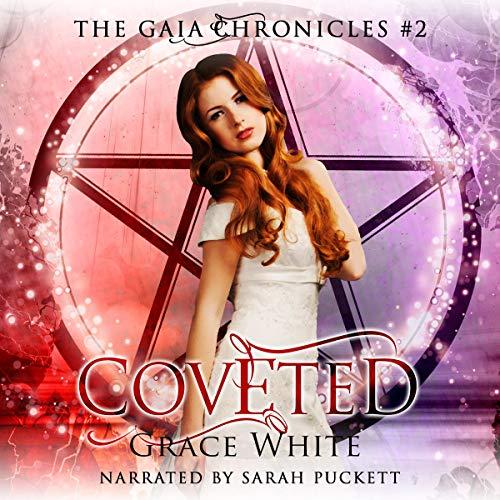 Coveted: A Reverse Harem Urban Fantasy Romance audiobook cover art