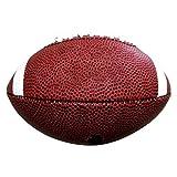 Mini ballon de rugby américain taille 1 pour entraînement en plein air pour enfants