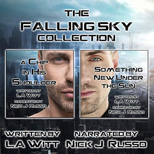 The Falling Sky Collection audiobook cover art