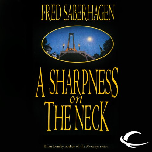 A Sharpness on the Neck audiobook cover art