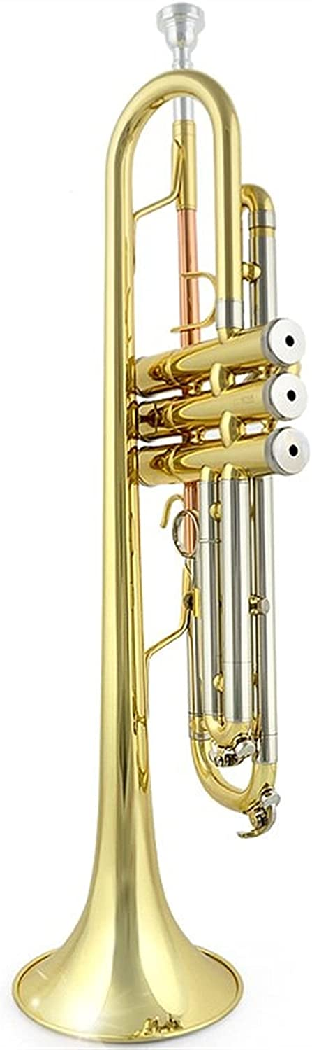 Trumpet Professional B Flat Portland Mall Advanced M Lacquer Gold with Online limited product