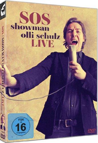 Olli Schulz: SOS - Showman Olli Schulz Live [2 DVDs]