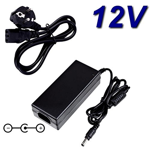 Top Chargeur® netadapter oplader 12 V voor LCD-monitor HP Pavilion 1503 D5061-A F1503 1703 L1800