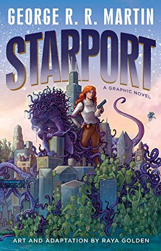 STARPORT GRAPHIC NOVEL [Idioma Inglés]