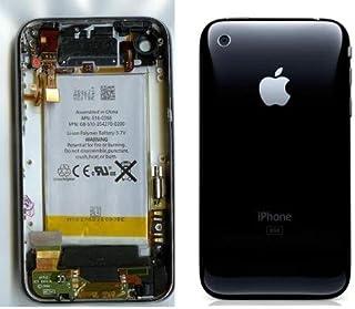 0f8895ae99b Repuesto part back retro Carcasa completa, una vez montada para iPhone 3GS  16GB, color