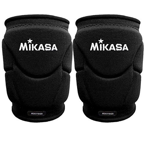 Mikasa - Rodilleras profesionales de voleibol MT9Kinpy (un par), de color...