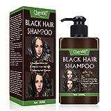 Black Hair Shampoo, Hair Darkening Shampoo, Hair Growth Shampoo, Help Boost Hair Growth and Reduce Hair Loss and Faster Growing Hair for Men & Women