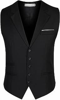 Menshow(メンズショウ) ベスト ニット ニットベスト メンズ 男性用 無地 ウール シンプル 暖かい ウォーム 5カラー カジュアル