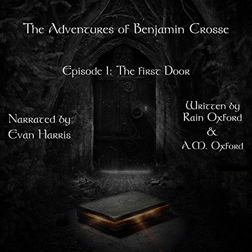 The First Door audiobook cover art