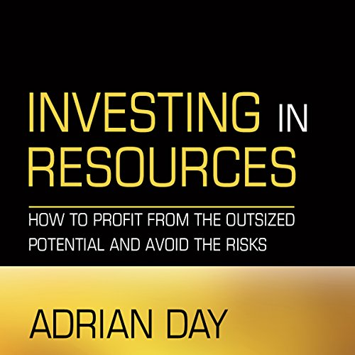 Investing in Resources audiobook cover art