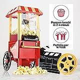 Zoom IMG-2 gadgy popcorn machine retro macchina