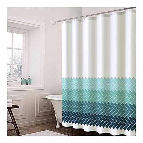 William 337 WYZ douchegordijnen schimmelbestendig waterdicht verzwaarde zoom antibacteriële bad gordijnen voor bad bad bad bad ondoorzichtig gordijn